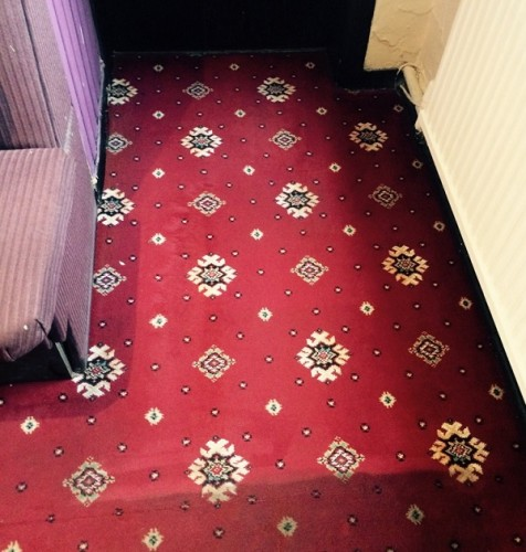 Domestic Carpet Cleaning Services