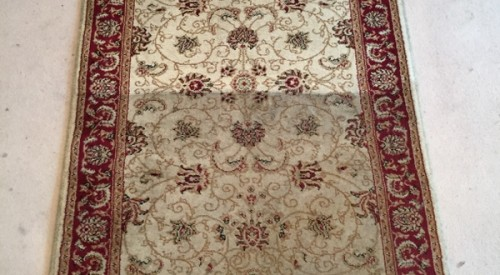 Rug cleaning services in Bolton