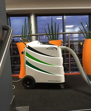 Commercial cleaning services in Bolton