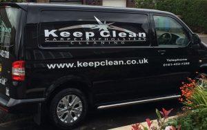 Keep Clean Van