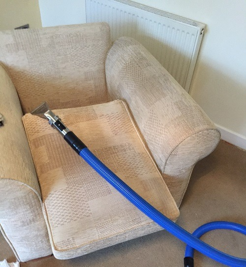 Upholstery Cleaning in Bolton